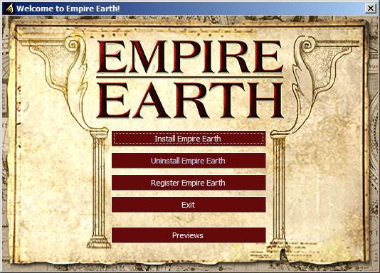 Empire Earth Setup